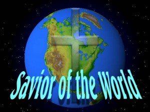 Jesus savior of the world 01