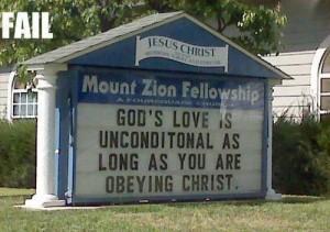 Church sign 01